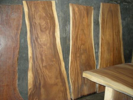 Acacia Wood Table