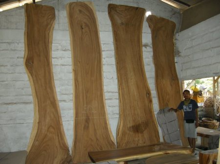 Large Wood Slabs