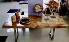 IndoGemstone Petrified Wood Decor